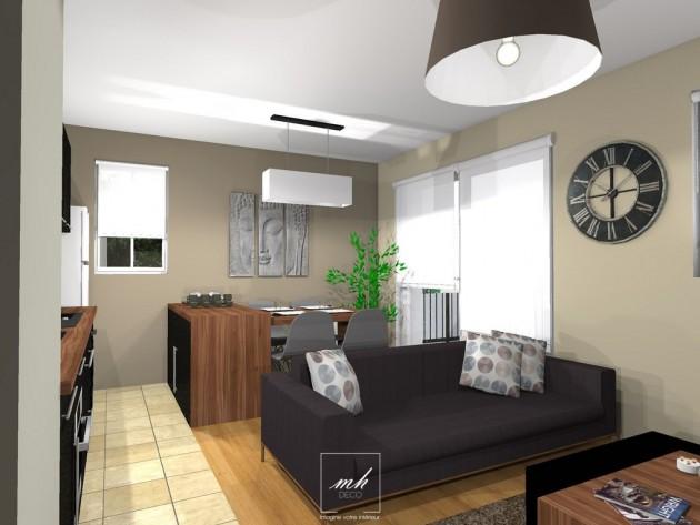 projet s jour st andr lez lille id. Black Bedroom Furniture Sets. Home Design Ideas