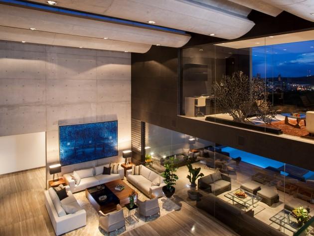 Maison d'architecte CH - GLR Arquitectos