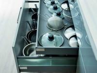 Rangement de casseroles et poeles