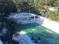 Réalisation du pool house