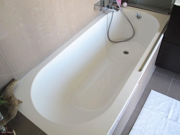 Refaire la salle de bain avec baignoire