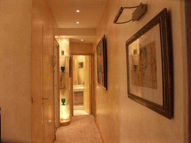 Rénovation d'un couloir