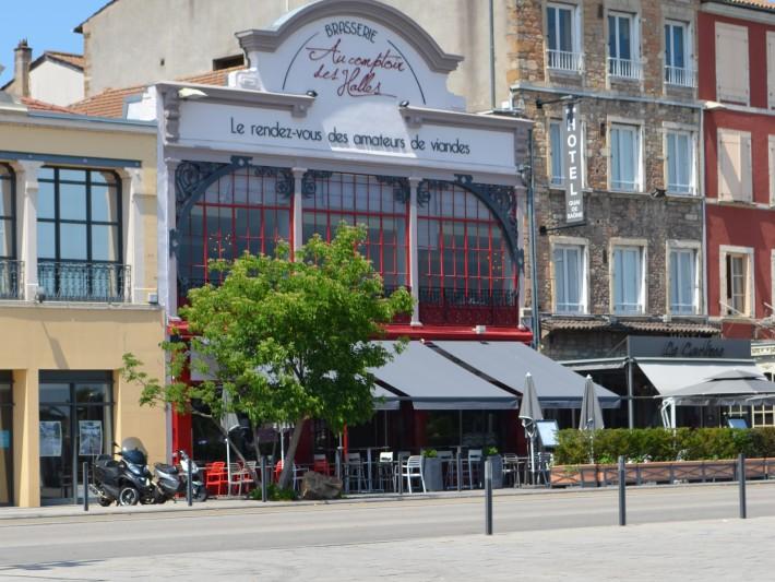 Rénovation d'un restaurant à Mâcon (71)