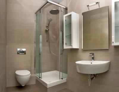 Rénovation d'une salle de bain avec douche italienne