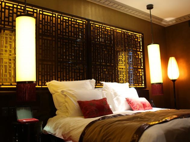Rénovation de la chambre d'hotel