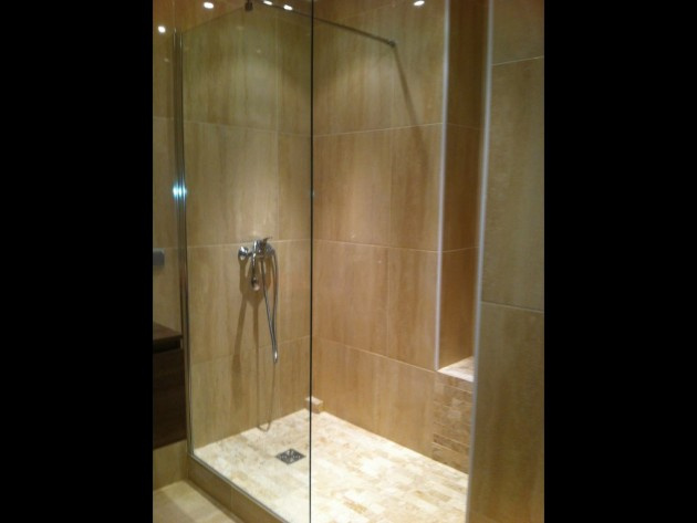 Rénovation salle de douche