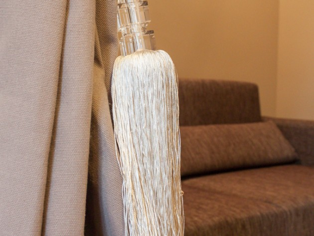 paris xix deco parisienne rideau tissu id. Black Bedroom Furniture Sets. Home Design Ideas