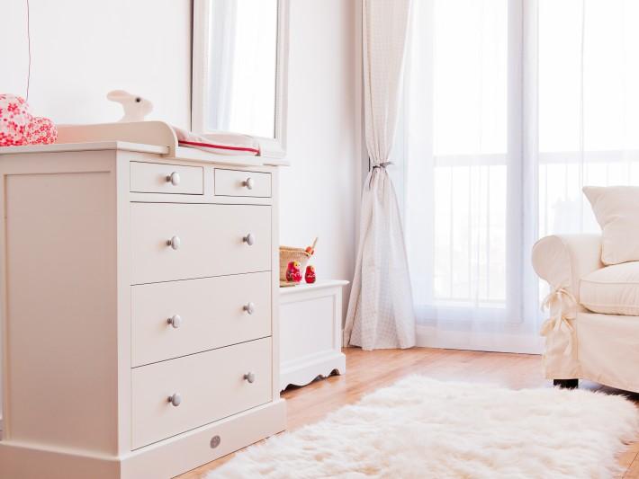 Rideaux de la chambre de bébé