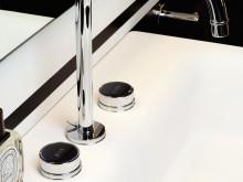 SAVOY, robinetterie au design minimaliste