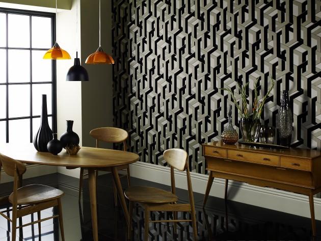 Textiles urban prestigious textiles salle manger for Salle a manger urban
