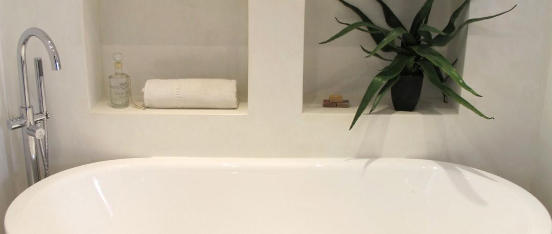 Salle de bain - Baignoire ilot