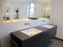 Salle de douche à l'italienne - Inside Création