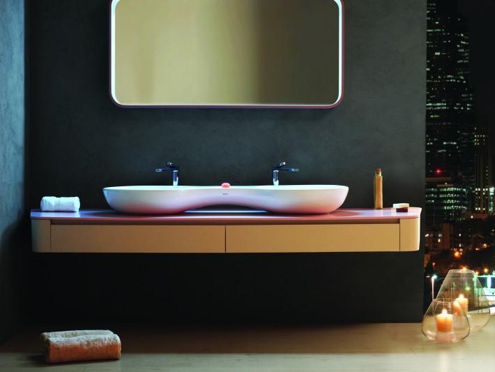 Salle de bain chic et épurée