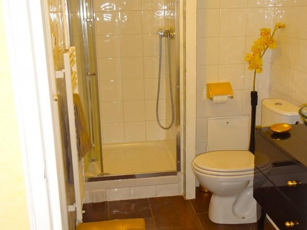 Salle-de-bain contemporaine