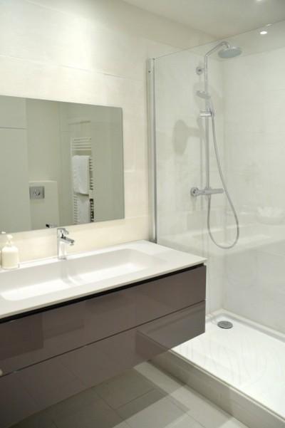 Idee deco salle de bains photo salle de bains page 25 id - Salle de bains contemporaine ...