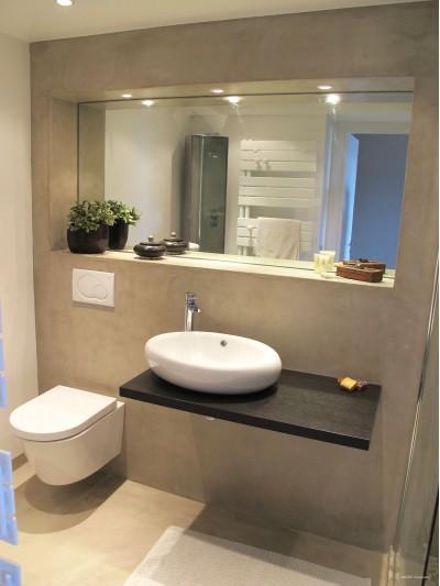 Inspiration salle de bain nature - Inspiration salle de bain zen ...