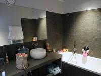 Salle de bain de petite fille