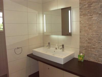 Salle de bains beige photo salle de bains beige page 3 for Salle de bain beige et gris