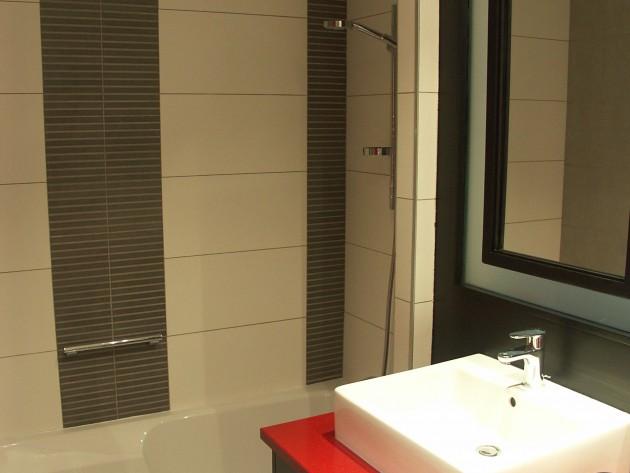 D coration maison contemporaine guillaume macr - Decoration salle de bain contemporaine ...