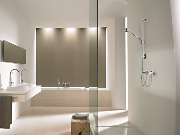 robinetterie salle de bains living hansa salle de bains hansadesigno id. Black Bedroom Furniture Sets. Home Design Ideas