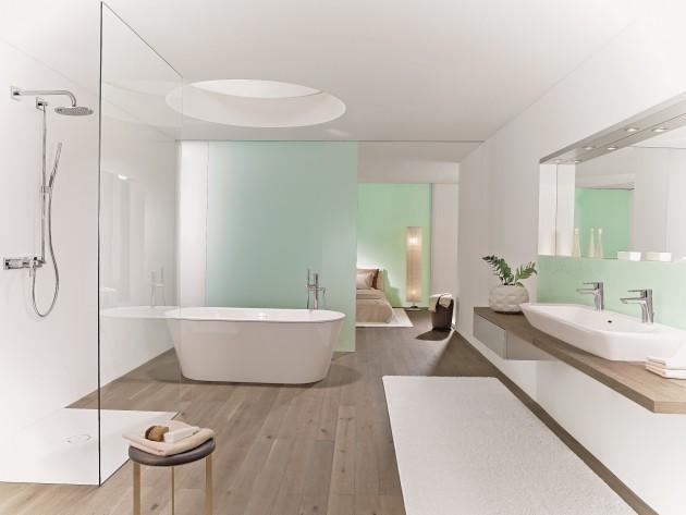 Robinetterie salle de bains Living - Hansa