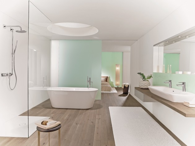 Salle de bains HANSALIGNA