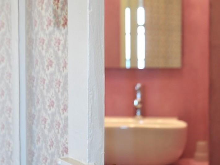 Salle de bains de la chambre  Champêtre
