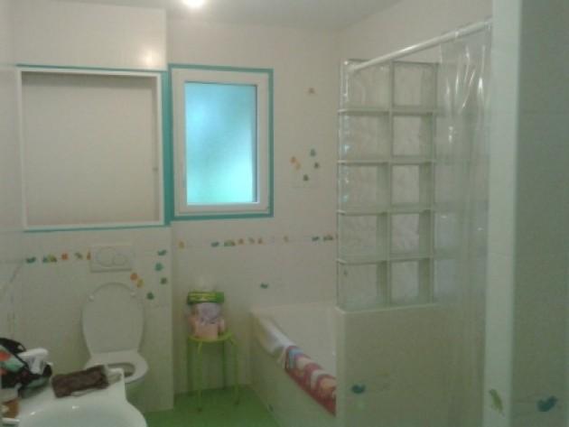 Salle de bains des enfants