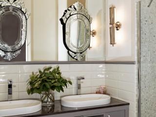 Salle-de-bains néo-classique