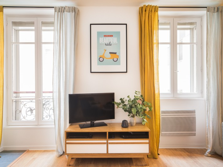 Salon / Côté TV