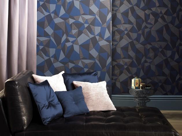 ... - Prestigious Textiles - Salon chic et moderne : Idéesmaison.com