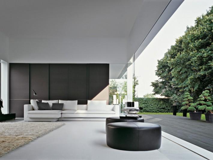 canap s sofas hi bridge molteni c dada salon pur. Black Bedroom Furniture Sets. Home Design Ideas