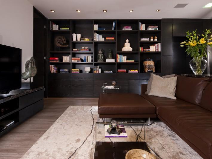 Salon home cinéma