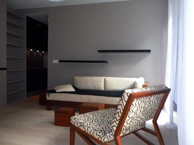Aménagement petit appartement - Rénovation Parisienne