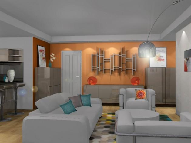 R novation chic et color e mh d co salon id for Deco coloree salon
