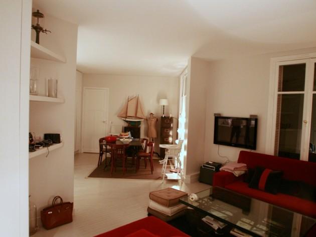 Aménagement intérieur et terrasse - Ouest Home