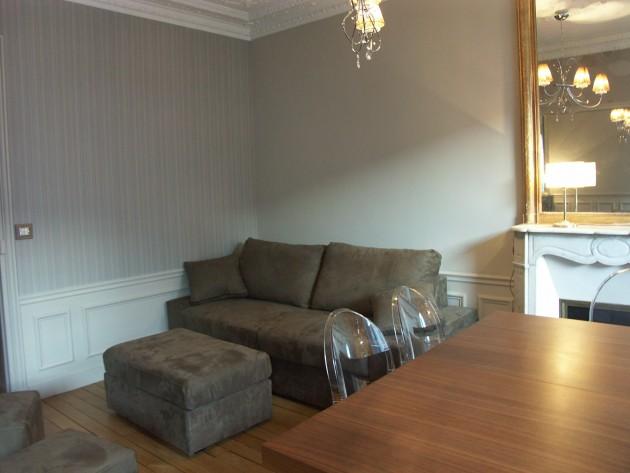 Appartement meubl guillaume macr d coration s jour for Sejour et salle a manger