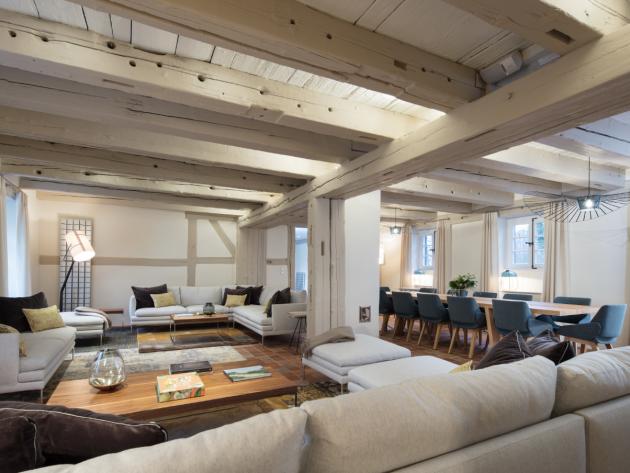 Une maison d'hôtes en Alsace