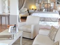 Suite : chambre de luxe et décoration haut de gamme
