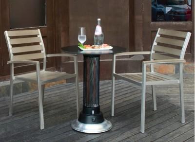 Photos sur le th me chauffage ext rieur lectrique for Chauffage exterieur table