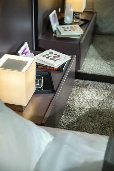 Photos sur le th me lampe avec abat jour id - Construire une table de chevet ...