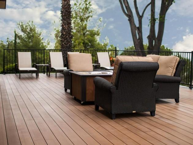 terrasses bois composite terrasses et am nagements terrasse resysta id. Black Bedroom Furniture Sets. Home Design Ideas