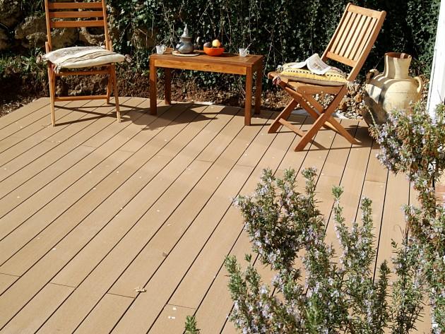 Terrasses bois composite - Terrasses et Aménagements