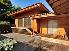 Terrasse - Un patio ombragé