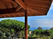 Terrasse - Vue sur la Mediterranée