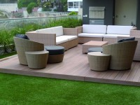 Terrasse bois Resysta