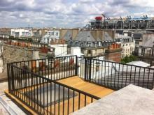 Aménagement terrasse  - Rénovation Parisienne