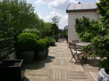 Terrasse en caillebotis - Fiorellino