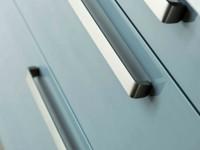 Tiroirs de rangement design gris