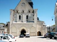 Traitement de l'humidité de l'Eglise Saint Etienne à ROMORANTIN